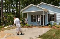 Home Builders Blitz Nears Completion