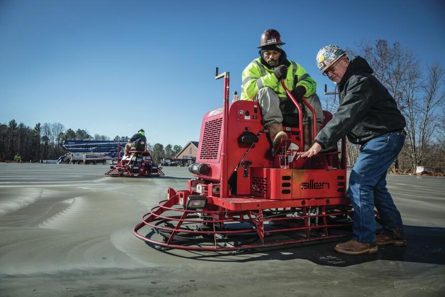 2017 Most Influential Steve Lloyd Concrete Construction