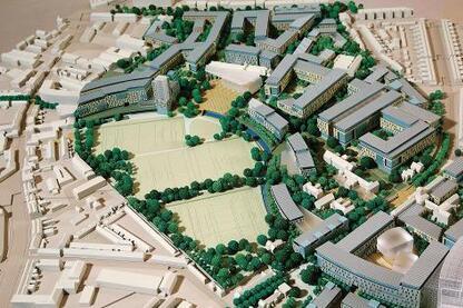 Grangegorman Urban Quarter Master Plan