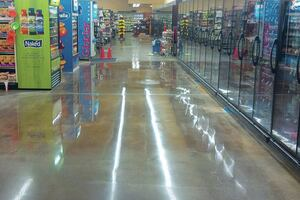 A New Standard for Polished Concrete