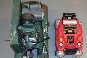 Max AKHL1230E 500-psi Compressor