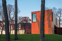 Lake Minnetonka Retreat House, Designed by Snow Kreilich Architects