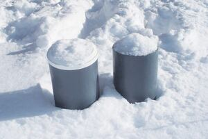 Handling Test Cylinders in Cold Weather
