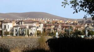 High density housing in Dublin, Calif., 2014.(Jim Stevens/Bay Area News Group)