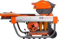 Ductless Dry-Cutting Tile Saw