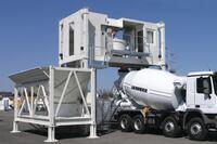Liebherr Concrete Technology Co. Mobilmix 0.5
