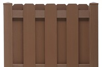 Cellular PVC Fence from Enduris