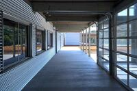 Project Gallery: Rogers Road Pavilion - The Woodshed Smokehouse