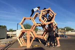 Driving Positive Change with Playgrounds