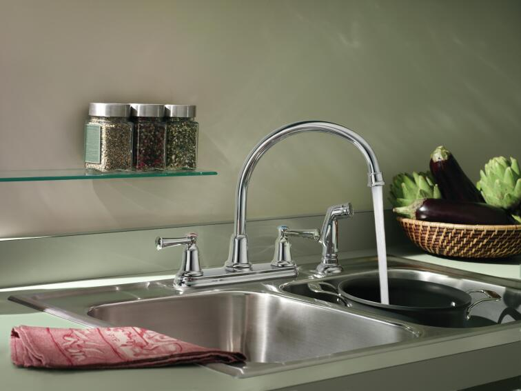 Cleveland Faucet Group Capstone Family
