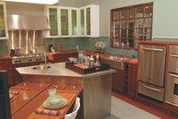 Kitchen Exhibit with latest design practices