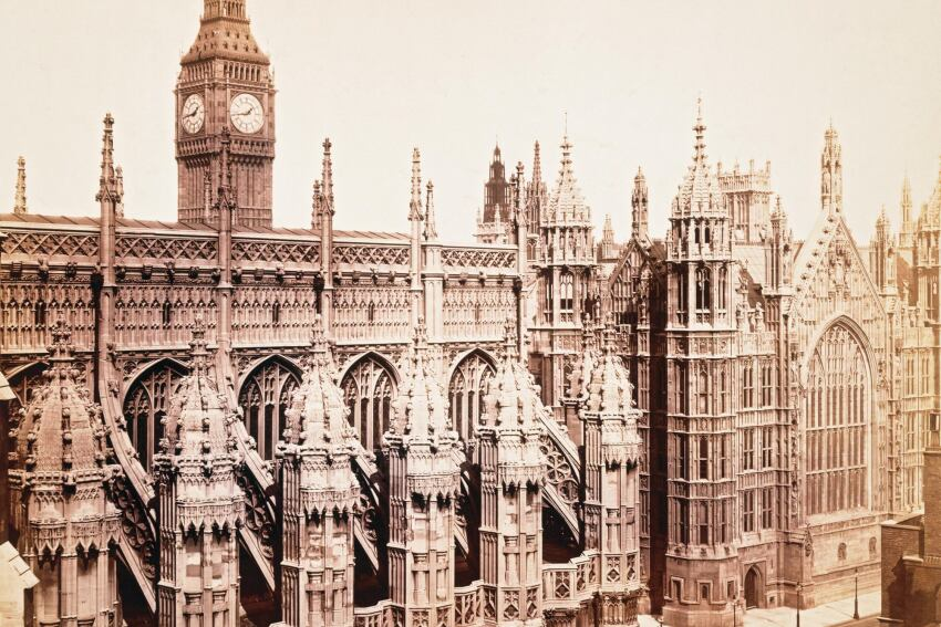'Gargoyles and Shadows: Gothic Architecture and 19th-Century Photography,' Victoria & Albert Museum