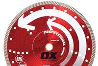 OX Tools Diamond Blade