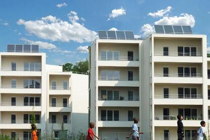 Three Sustainable Apartment Blocks