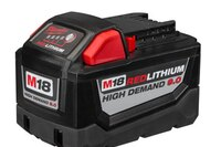 High Demand Battery Pack for Cordless Tools