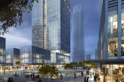 Nanjing Financial City – Phase II