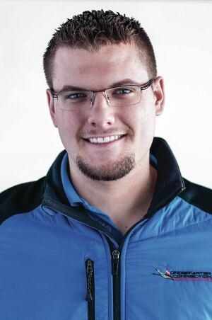 Myles Blask, aquatics director,  Underwater Connection