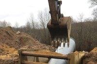 Large Diameter High-Performance Pipe