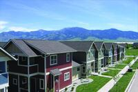 Bold Colors Prompt a Sell-Out of Small Condos in a Big Sky Town