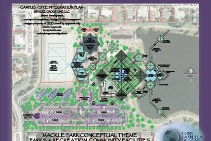 Mackle Park Conceptual ~ Marco island, Florida