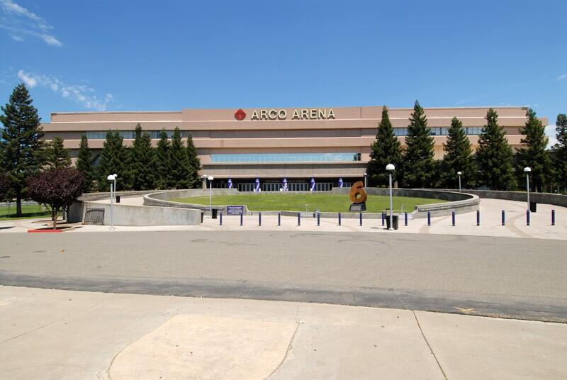 Sleep Train Arena (formerly Arco Arena)