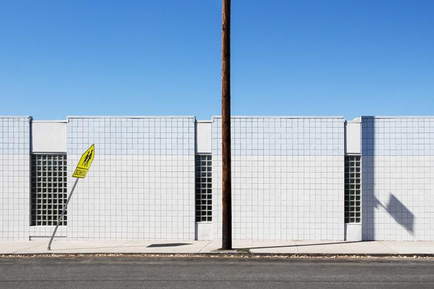 """""""Urban Squares"""" (Venice, Los Angeles, Calif.)"""