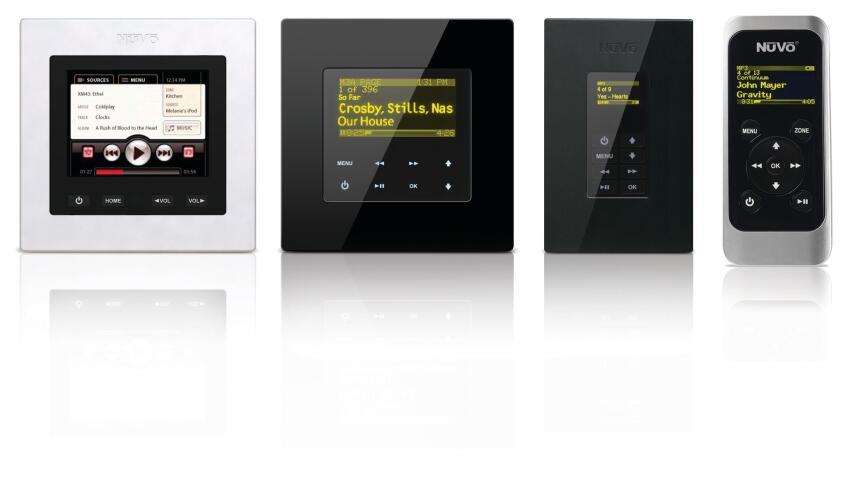 NuVo Technologies Renovia Whole Home Audio System