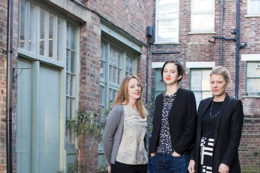 vPPR Architects Wins The Architects' Journal's 2015 Emerging Woman Architect of the Year Award