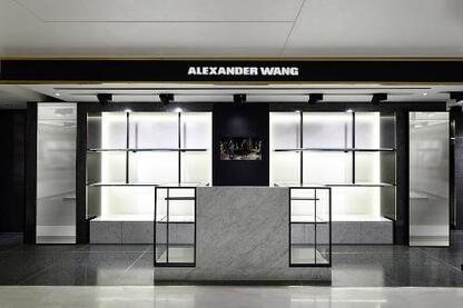 Alexander Wang Sogo in collaboration with Alexander Wang
