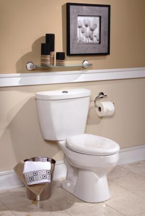 High Point Mansfield Summit Dual Flush Toilet