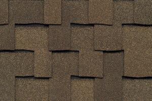 Wood shingles offer a classic look, but high costs keep them out of reach for many homeowners. These fiberglass asphalt shingles from GAF feature oversized shapes and large tabs that mimic the look of wood, for less. Grand Sequoia Shingles have a Class A fire rating and a 130 mph wind warranty. They come in a variety of color palettes that vary by region. gaf.com
