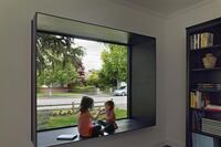 Room Study: Architectural Window Seats