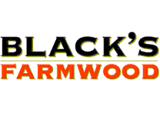 Black's Farmwood Logo