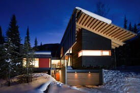 Kicking Horse Ski Resort Home in Golden, British, Columbia