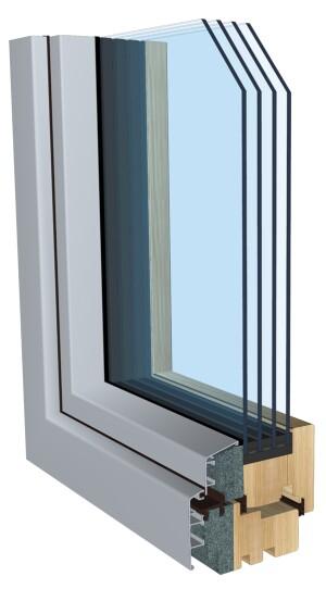 Quad Glazed Windows : New glazing options can help achieve net zero builder