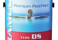 DS POOL PAINT Formulated to offer all of the advantages of water-based technology.  It can be applied over most previously painted surfaces and in damp environments.