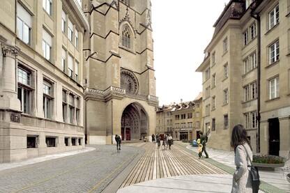 Fribourg City Center