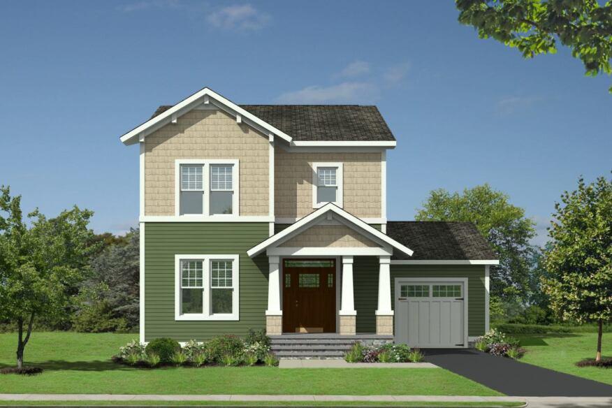 10 residential design trends for 2011 builder magazine for Medium houses