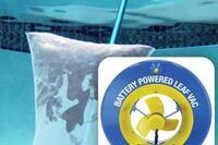 Meet Water Tech's Battery Powered Pool Leaf Vacuum