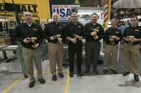 DEWALT Charlotte Manufacturing Plant Celebrates Production of Its 10-Millionth Tool