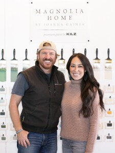 "Chip and Joanna Gaines, stars of HGTV's ""Fixer Upper"""