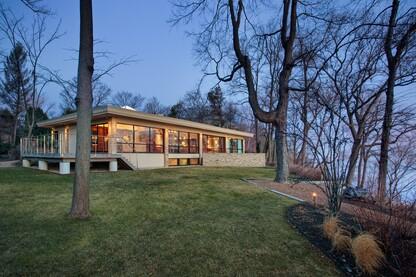 Louis Ancel House Restoration