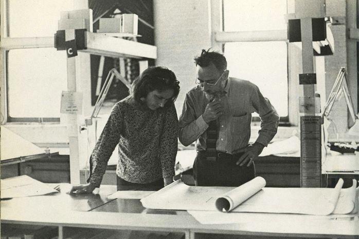 Judith Edelman, Pioneer of Women in Architecture, Dies at 91