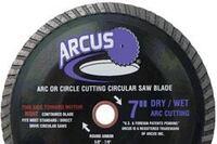 Arcus Masonry Blade & Compass Guide