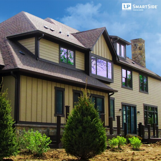 SmartSide Offers Co-Branded Marketing Option for Builders