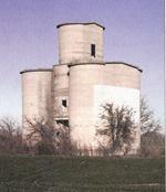 Rayl's hill grain elevator