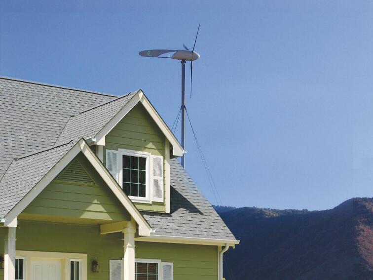 Endurance S-250 Wind Turbine