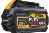 What's Inside a DeWalt FlexVolt Battery?