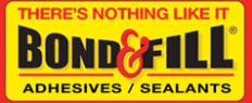 Bond & Fill Logo
