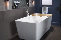 American Standard Debuts Contemporary Tub Fillers